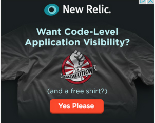 new relic ad