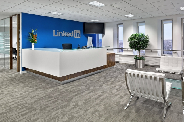 LinkedIn's office