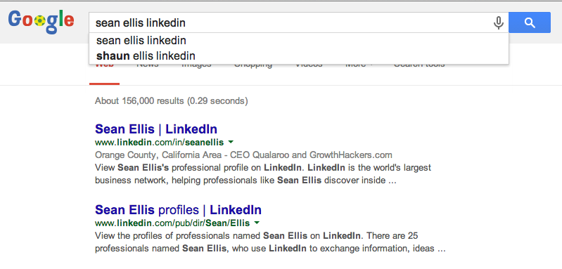 LinkedIn made profiles public to search engines.