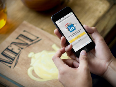 LinkedIn expanded it's mobile offerings.