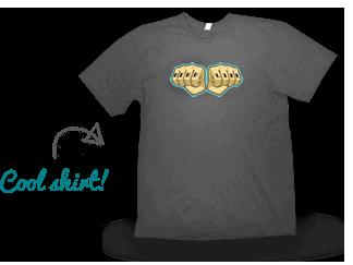 New Relic Nerd Life tshirt